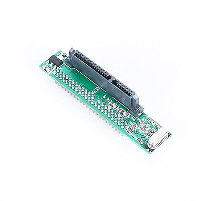"""2.5"""" 7+15 Pin Female SATA HDD SSD To Male IDE Adapter New Converter For laptop"""