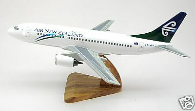 Collectibles B-737 Nord Star Boeing B737 Airplane Wood Model Small New