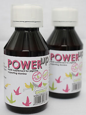 NEW !!! POWER UP - 100 % NATURAL FOR SPEED & ENDURANCE ... for PIGEONS