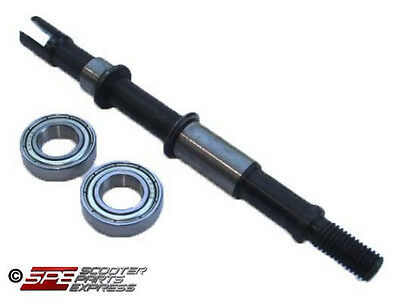 Water Pump Shaft w/ 6800Z Bearings CFMoto CN250 CF250 172MM Helix ~ US Seller