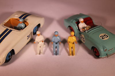 Dinky 107 108 109 110 111 133 236 237 238 - Racing Driver (Reproduction)