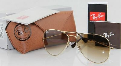 5297bd09a05 ray ban aviator sunglasses rb3025 gold gradient brown 001 51 ray-ban  clubmaster blue flash lens