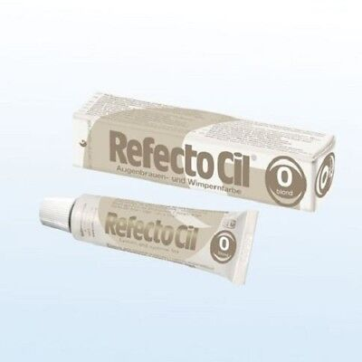 RefectoCil A/W-Farbe 0 blond 15 ml Augenbrauenfarbe WImpernfarbe