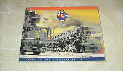 ( 2 ) 1999 Volume 2 Lionel Train Catalogs