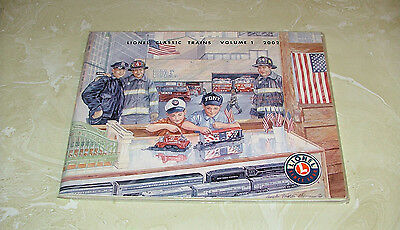 2002 Volume 1 Lionel Classic Trains Catalog