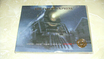 2004 Volume 1 Lionel Classic Trains Catalog