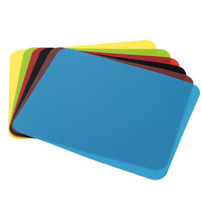 Durevole Ultra-Sottile Tappetino per mouse Silicone Mouse Pad Mat Per PC Laptop