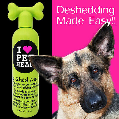 Pet Head De Shed Me Shampoo, 354ml, fast dispatch