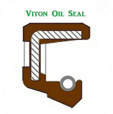 Metric Viton Oil Shaft Seal 50 x 72 x 8mm  Price for 1 pc