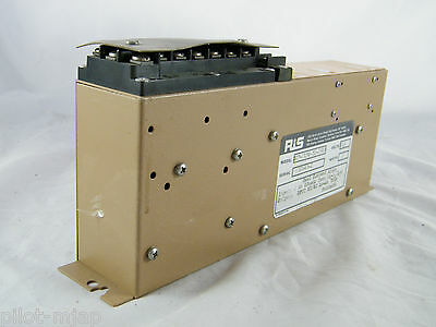 Rochester Instrument Systems, Ris ~ Dual Current Alarm ~ Model Xet-215V-T2-7500