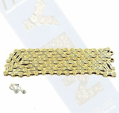 YBN 11 Speed Chain for Shimano Sram Campagnolo Gold