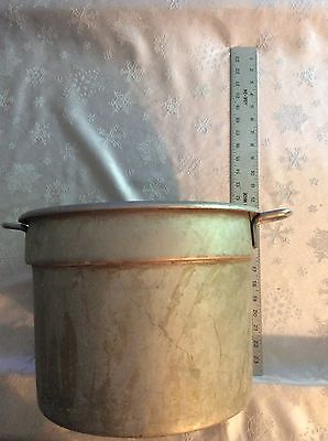 Vintage Aluminium Kettle Stock Pot  Large