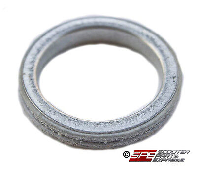 Exhaust Gasket Ring GY6 125 150 ~ US Seller