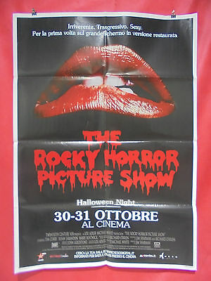 1710 manifesto 2 fogli: THE ROCKY HORROR PICTURE SHOW
