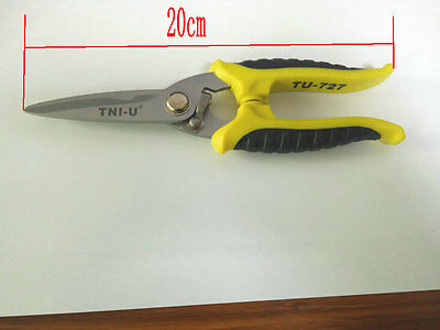 Multi-purpose scissors pliers for cutting all kinds wire and gardening tool