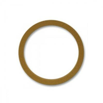 "( 2 ) 3/4"" Mdf 10"" Subwoofer Mounting Spacer Fiberglassing Rings 10In Sub Woofer"
