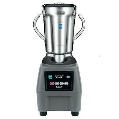Waring CB15 Commercial 1 Gallon Blender Full One year warranty Complete Boxed