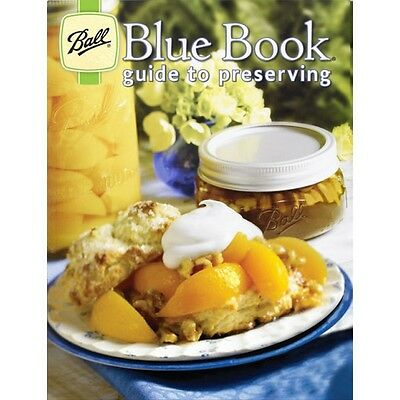 1 x Ball Mason Blue Book Guide to Preserving: Complete Guide to Home Canning
