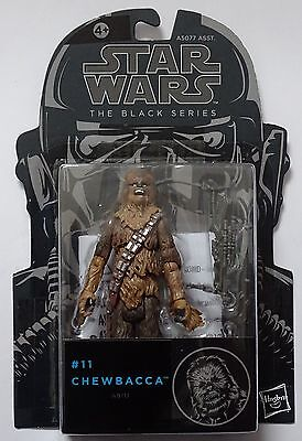 Star Wars Chewbacca Black Series Bsa11