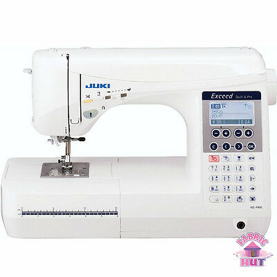 81004270 - Juki HZL-F400 Exceed Quilt & Pro Special Computerized Sewing Machine