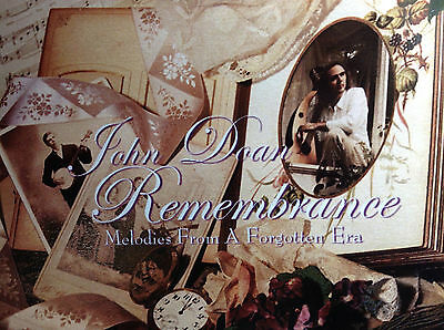Emmy Nominee John Doan Remembrance - Harp Guitar, Will Autograph Free Shipping!