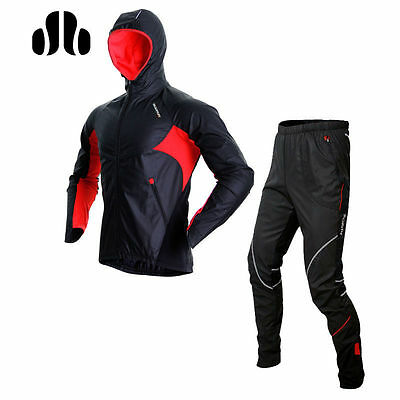 SOBIKE Cycling Suits Windcoat Winter Jacket&Pants-Whirlwind Warmer Suits