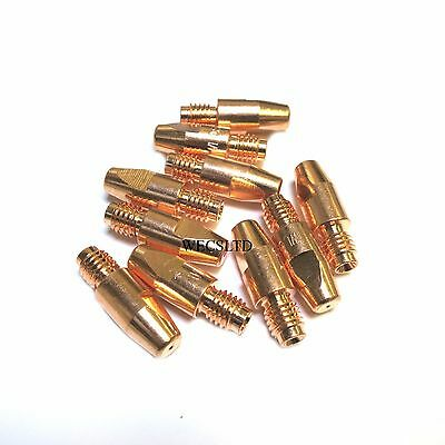 MB36 M8 Mig Welding Tips x 10 - Select Wire Size