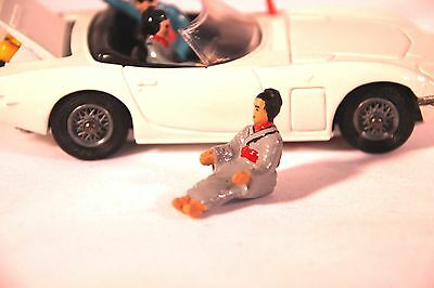 Corgi 336 James Bond Toyota - Miss Wakabayashi Figure (Reproduction-Painted)