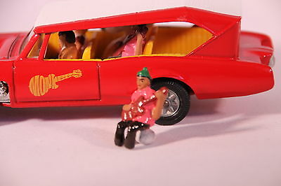 Corgi 277 Monkee Mobile Mike Nesmith Figure (Reproduction - Painted)