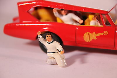 Corgi 277 Monkee Mobile Mickey Dolenz Figure (Reproduction - Painted)