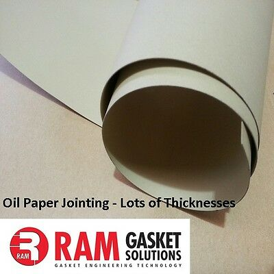 Premium Quality Oil Paper Jointing Gasket Paper Material DIY GASKETS {PAP11-}