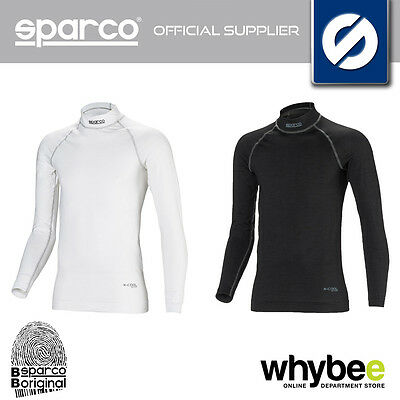 001764 Sparco Shield Rw-9 Rw9 Fireproof Base Layer Top X-Cool Fabric Underwear