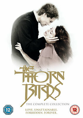The Thorn Birds: Complete Collection (DVD) (C-12)