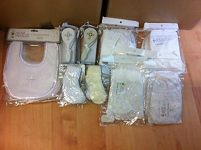 Wholesale Bulk Lot Christening Items~~New~~Resell~~Rrp Over $350