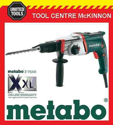 Metabo Uhe2850 Multi 1010W 4-Mode Sds Plus Rotary Hammer Drill – Made In Germany