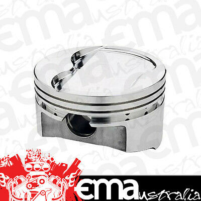 Srp Inverted Dome Forged Pistons Srp138104 For Chev Sb V8 4.040 Bore 3.75 Stroke