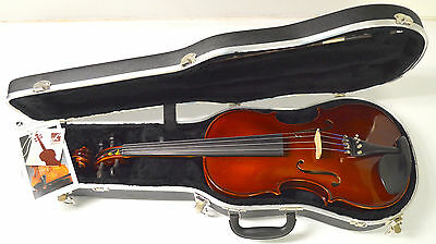 "William Lewis Wl2523 Dancla Viola (16 1/2"") With Glasser Horsehair Bow (Selmer)"