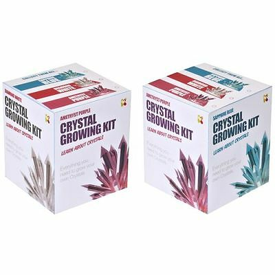 Crystal Growing Kit - Ideal Toy for Children aged over 10 years old