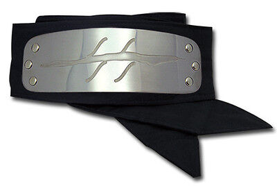 Genuine Anti Mist Village Logo Headband (GE-7861) - Shonen Jump Naruto Series