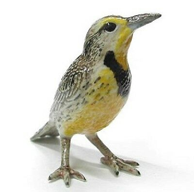 R183 - Northern Rose Minature- Western Meadowlark