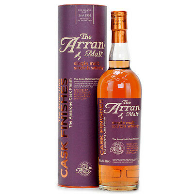 The Arran Amarone Cask Finish Single Malt Scotch Whisky 700ml • AUD 149.99