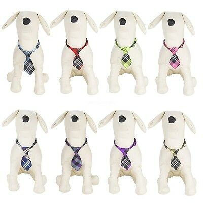 Cute Adjustable Dog Cat Puppy Kitten Necktie Grooming Suit Bow Tie Pet Accessory