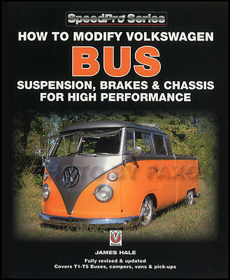 Customize 1950-2011 VW Bus-Lower or Raise Add Airbags Brakes Suspension Chassis