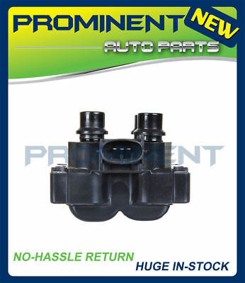 FD487 Ignition Coil Pack Pair Set New For Ford Lincoln Mercury 4.6L 5.0L V8