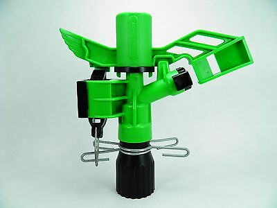 "New Atom 15Lf 1"" Adj Impact Sprinkler Throws 39Ft On Just 29Psi And 3.1 Gpm!!!"