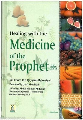NOW REDUCED:Healings with the Medicine of the Prophet (SAW) HB-with Free Booklet