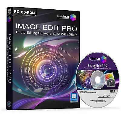 Image Editing Photography Software Compatible with Adobe Photoshop CS4 CS5 CS6