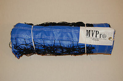 """Beach VB Net - Blue - Heavy Duty Professional 3"""" Tapes all around - Cable Top."""