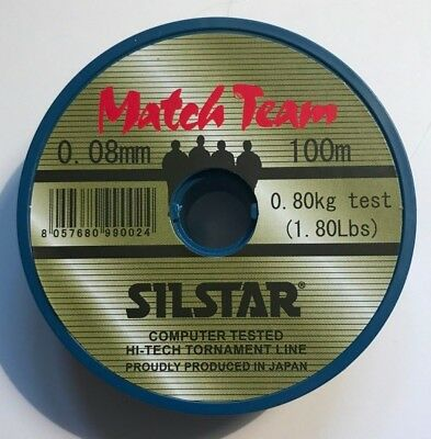 SILSTAR MATCH TEAM LINE (all sizes available)