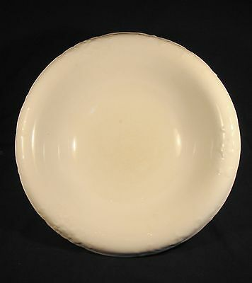 American White Ironstone La Belle Wheeling Pottery Co. Wash Bowl c.1893-1910 16""